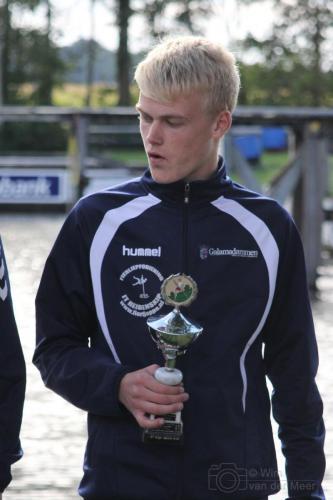 Clubkampioen jongens 2018 It Heidenskip; Rutger Haanstra